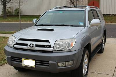 2003 Toyota 4Runner SPORT EDITION 2003 Toyota 4Runner Sport Edition V8 (great in snow) - $6299