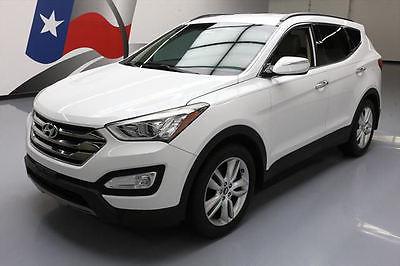 2013 Hyundai Santa Fe Premium Sport Utility 4-Door 2013 HYUNDAI SANTA FE SPORT 2.0T HTD SEATS REAR CAM 60K #070361 Texas Direct