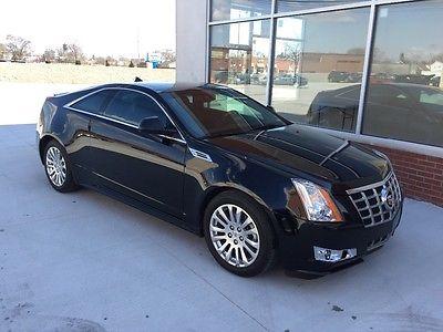 2013 Cadillac CTS Premium luxury 2013 cadillac cts premium AWD