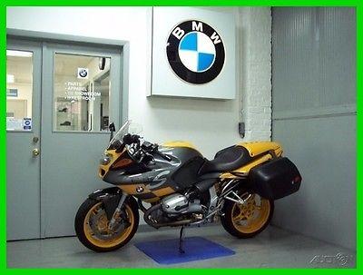 BMW R 1100 S 2004 BMW R 1100 S  Aux Driving Lights Saddle Bags Ohlins Suspension BMW R1100S
