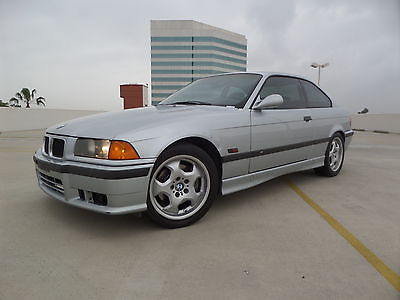 1995 BMW M3 E36 Sports Coupe 1995 BMW M3 E36 2-Door Sports Coupe Two Owner Well Maintained Needs Minor Work