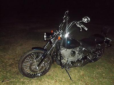 2001 Harley-Davidson Softail  2001 Harley-Davidson Softail Used