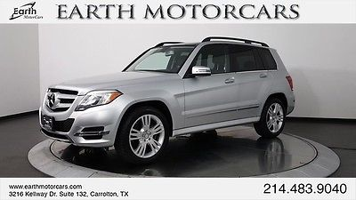 2014 Mercedes-Benz GLK-Class Base Sport Utility 4-Door 2014 MERCEDES BENZ GLK350, CARFAX CERT 1 OWNER, NAV, PANO, ALL WHEEL DRIVE!