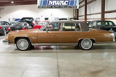 Cadillac Fleetwood Brougham Cars For Sale