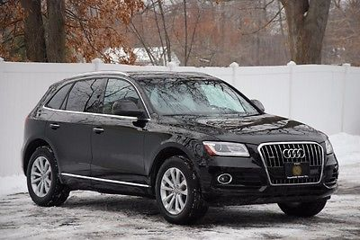 2015 Audi Q5 2.0T Premium Plus quattro 2015 Audi Q5, Black with 16161 Miles available now!