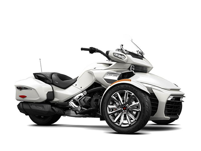 2016 Spyder Spyder F3 Limited 6-Speed Semi-Automatic