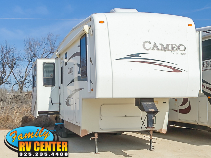 2007 Carriage Cameo F35SB3