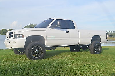2000 Dodge Ram 3500 SPORT Laramie 2000 Dodge Ram 3500 SRW 5.9 p-pumped cummins  4x4 TWIN TURBO 800HP ! LIKE 2500