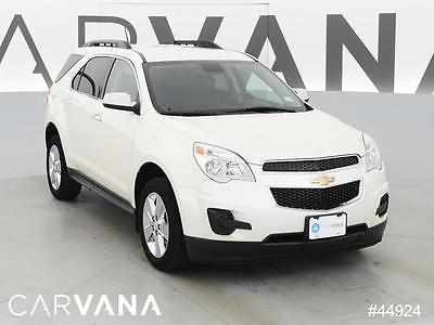 2014 Chevrolet Equinox Equinox LT White 2014 Equinox with 25332 Miles for sale at Carvana