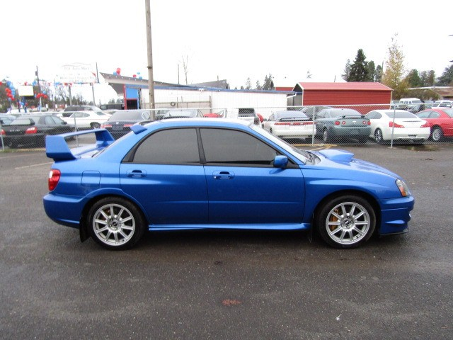2005 Subaru Impreza WRX STI *BLUE* CLEANEST AROUND MUST SEE !!