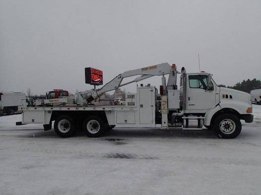 2007 Sterling Tire Service Truck  Utility Truck - Service Truck