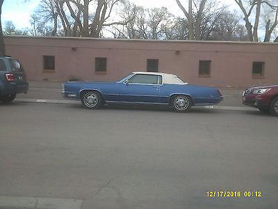 1968 Cadillac Eldorado 1968 Cadillac Eldorado, low milege, very original., 1