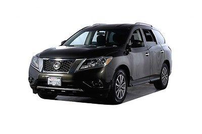 2015 Nissan Pathfinder S 2015 Nissan Pathfinder S 23301 Miles Green 4D Sport Utility 3.5L V6 CVT with Xtr