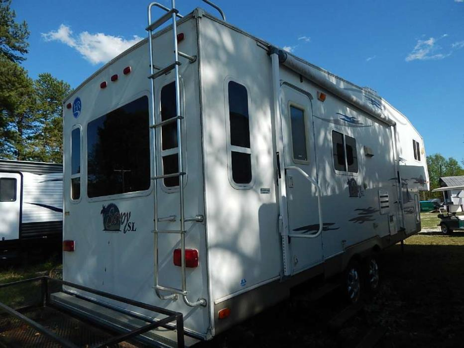2005 Holiday Rambler 281RLSS
