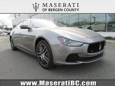 2015 Maserati Ghibli S Q4 2015 Maserati Ghibli