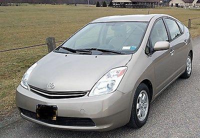 2005 Toyota Prius 2005 TOYOTA PRIUS