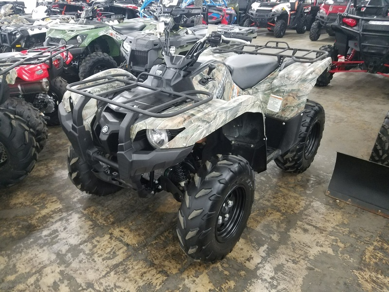 Craigslist Kc Motorcycles >> Yamaha Grizzly 700 Fi Eps Camo Vehicles For Sale