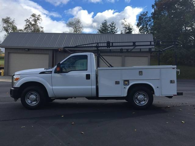 2012 Ford F350  Contractor Truck