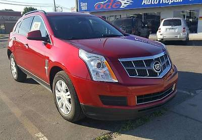 2011 Cadillac SRX -- 2011 Cadillac SRX, Red with 66553 Miles available now!