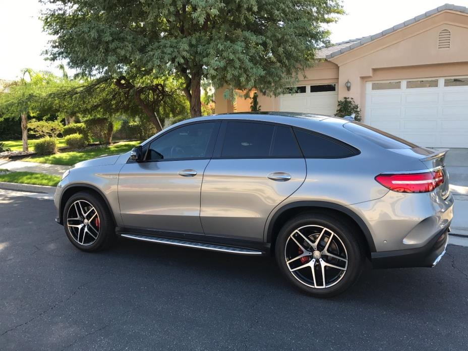 Mercedes benz gle 450 amg coupe cars for sale for 2016 mercedes benz gl class msrp