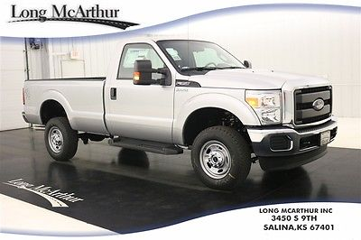 2016 Ford F-350 SRW XL APPEARANCE PACKAGE 4X4 MSRP $41005 4WD POWER EQUIPMENT GROUP CRUISE CONTROL TRAILER TOW PACKAGE 17