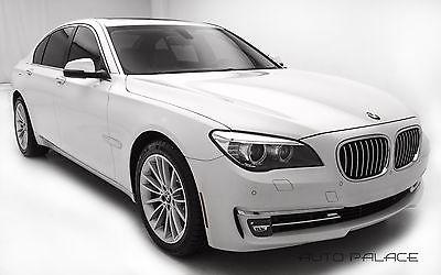2014 BMW 7-Series 750i xDrive 2014 BMW 7 Series