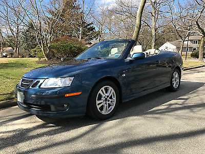 2006 Saab 9-3 TURBO 2006 SAAB 9-3 TURBO CONVERTIBLE, ONLY 67000 MILES LIKE NEW!!!