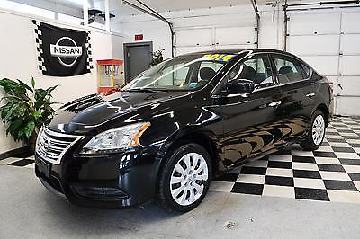 2014 Nissan Sentra BEST OFFER 2014 Sentra Low Miles Certified Rebuildable Car Repairable Damaged Wrecked