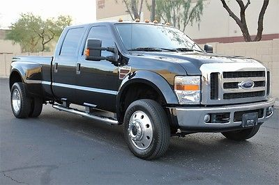 2008 Ford Other Pickups Lariat 2008 Ford F450 4x4 Lariat DIESEL..!! New Tires..! Arizona Truck.! We Finance.!
