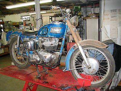 1958 Triumph T110 Triumph T110