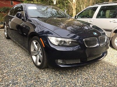 2007 BMW 3-Series 335i 2007 bmw 335i convertible