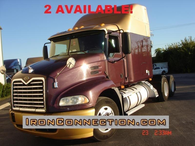 2007 Mack Cxn613 Conventional - Sleeper Truck