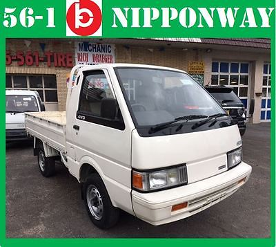 1991 Nissan Other Pickups Vanette 4x4 Cargo Truck Japanese Import 1991 Nissan Vanette 4x4 JDM RHD Road Legal 4WD Pickup Truck