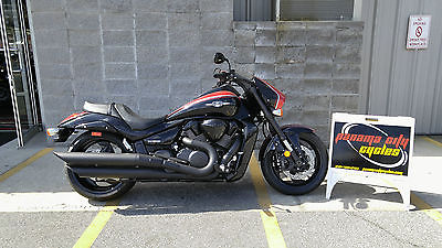 2015 Suzuki Boulevard  ***BEST DEAL ON EBAY!!!*** NEW 2015 SUZUKI M109R BOSS M109 BOULEVARD VZR1800
