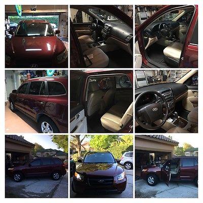 2008 Hyundai Santa Fe  2008 Hyundai Santa Fe
