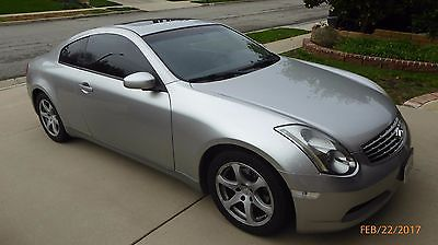 2003 Infiniti G35  GREAT CONDITION 2003 Infiniti G35 Coupe For Sale