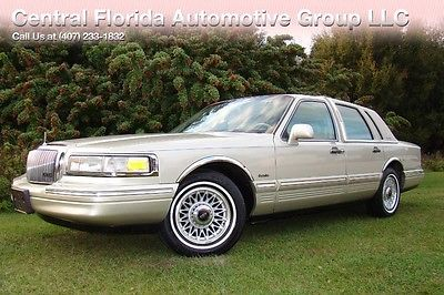 Lincoln Town Car Executive Cars For Sale