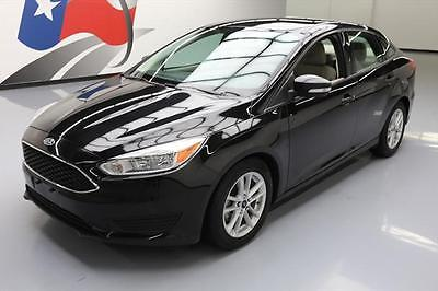 2015 Ford Focus  2015 FORD FOCUS SE CRUISE CTRL BLUETOOTH REAR CAM 39K #270087 Texas Direct Auto
