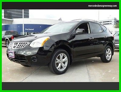 2010 Nissan Rogue SL 2010 SL Used 2.5L I4 16V Automatic All Wheel Drive SUV