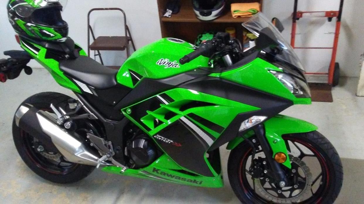 Kawasaki Ninja For Sale Salem