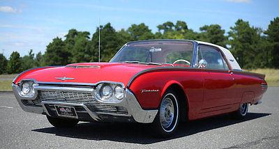 1961 Ford Thunderbird  1961 Ford Thunderbird Restored!