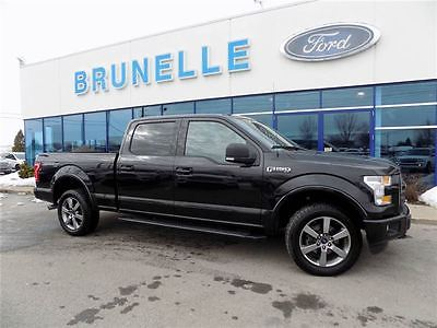 2015 Ford F-150 XLT Extended Cab Pickup 4-Door 2015 Ford F-150 XLT Extended Cab Pickup 4-Door 5.0L