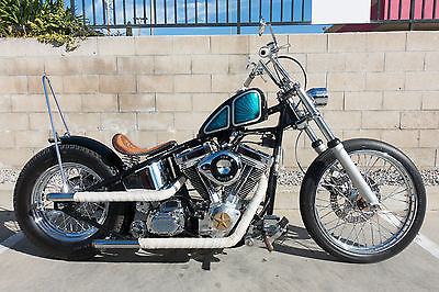 2007 Custom Built Motorcycles Bobber  Flyrite Choppers