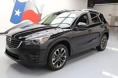2016 Mazda CX-5 Grand Touring Sport Utility 4-Door 2016 mazda cx 5 grand touring htd seats sunroof nav 18 k 641697 texas direct