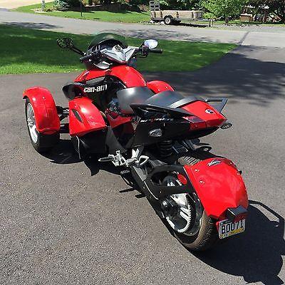 2009 Can-Am Spyder 2009 Can Am Spyder