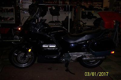 1991 Honda ST1100 HONDA ST1100 1991 BLACK 25606 MILES
