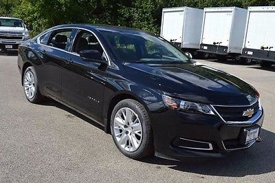 2017 Chevrolet Impala LS 2017 Chevrolet Impala LS 0 Black 4D Sedan 2.5L 4-Cylinder Flex Fuel 6-Speed Aut