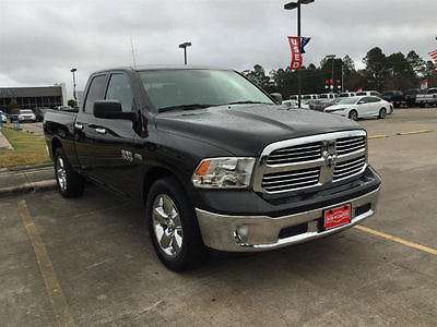 2016 Ram 1500 SLT 2016 RAM 1500 SLT 25918 Miles Black Clearcoat Truck 5.7L V8 Automatic 8-Speed