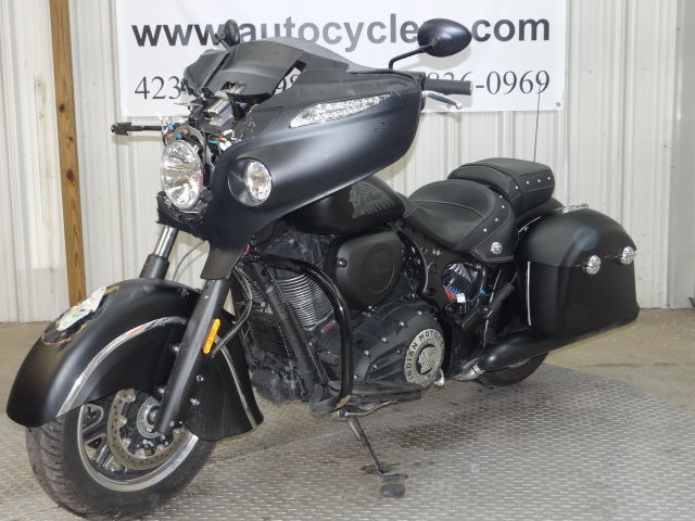 2017 Indian Touring  2017 INDIAN CHIEFTAIN DARK HORSE