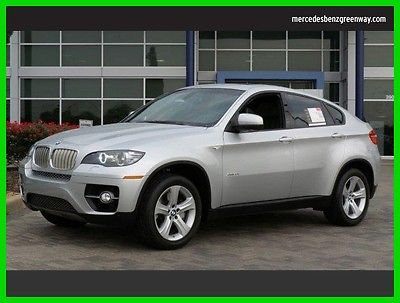 2011 BMW X6 50i 2011 50 i used turbo 4.4 l v 8 32 v automatic all wheel drive suv premium